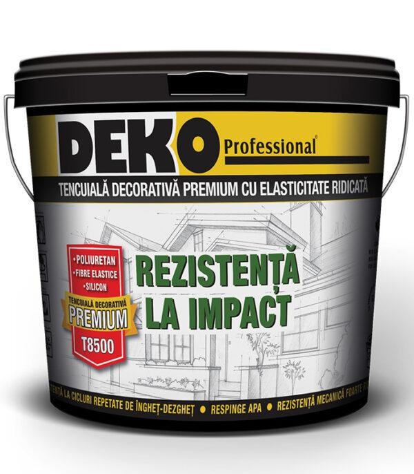 DEKO T8500 tencuială decorativă premium