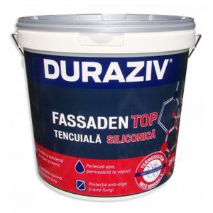 DURAZIV FASSADEN TOP - tencuiala siliconica