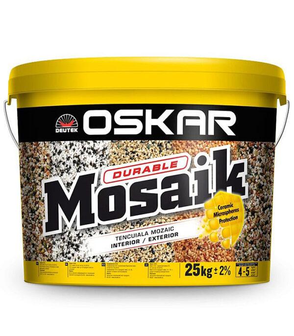 Oskar Mosaik - tencuiala de soclu