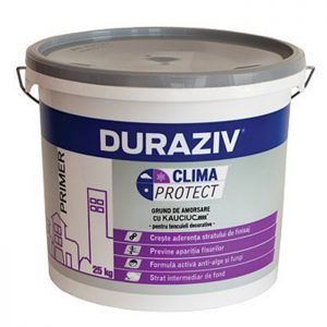 primer DURAZIV Clima Protect® cu Kauciuc®