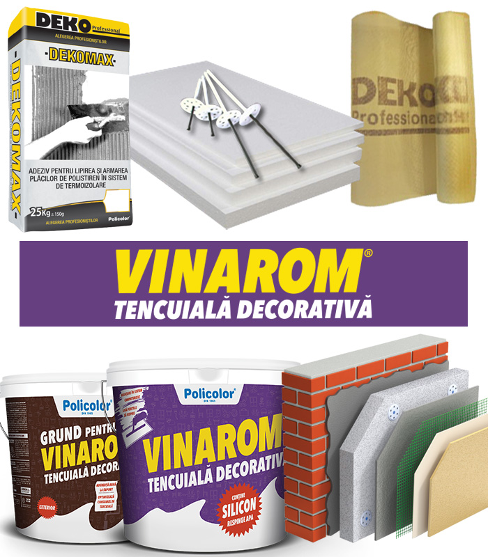 Termosistem Economic VINAROM