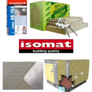 Sistem vata minerala bazaltica ISOMAT