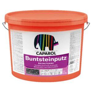 Tencuiala pentru soclu mozaicata Caparol Buntsteinputz este o tencuiala de soclu din piatra naturala pe baza de dispersie de rasini sintetice pentru acoperiri decorative de interior si exterior.
